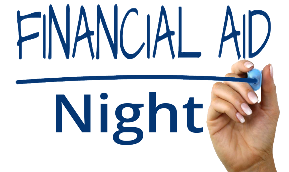 Financial Aid Night Webinar