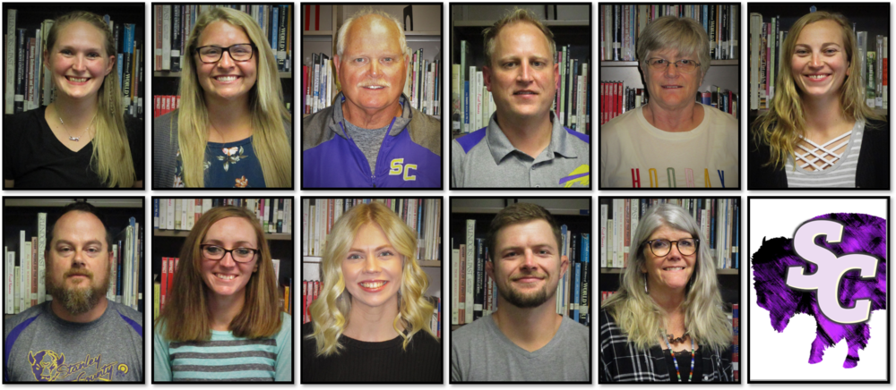 New Faculty and Staff at Stanley County