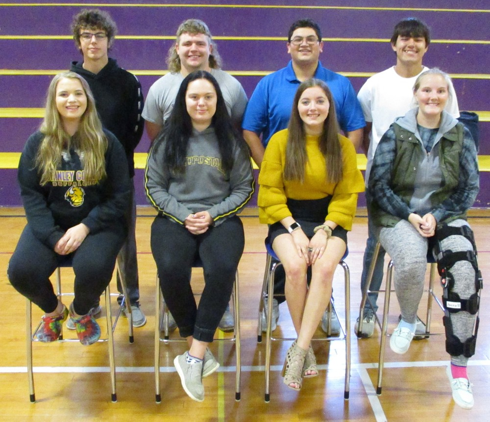 Stanley County School 2020 Homecoming Royal Court Announced