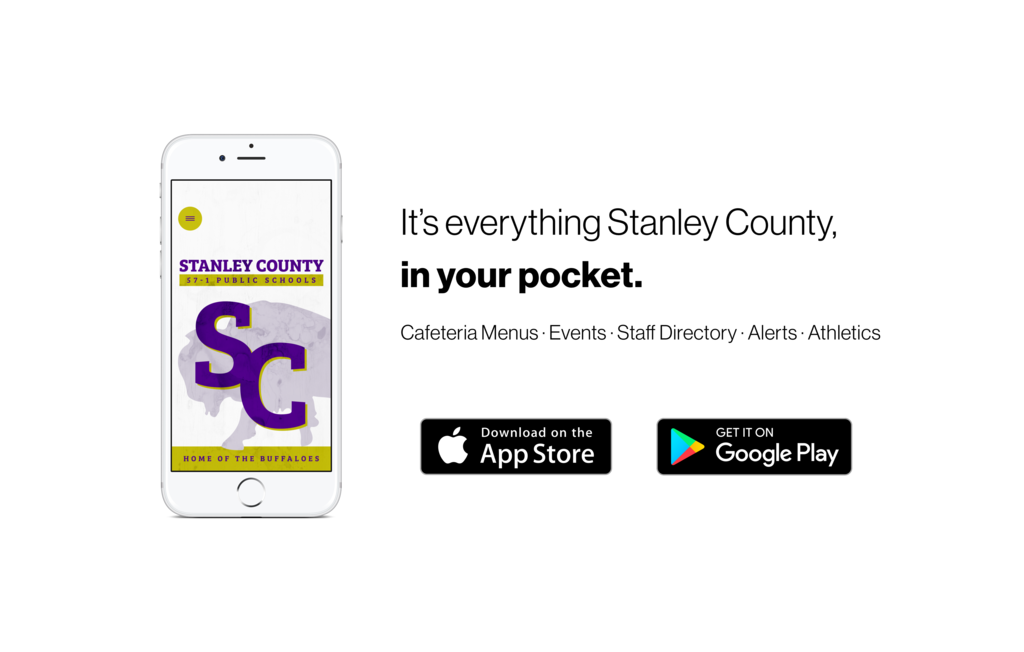 It's Everything Stanley County in your pocket